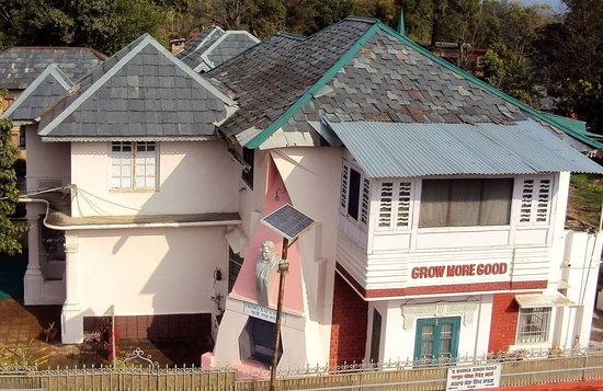 Palampur, India: Another view of Sobha Singh Art Gallery