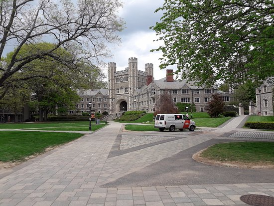 Princeton University: Look At The Architecture U0026 Landscaping