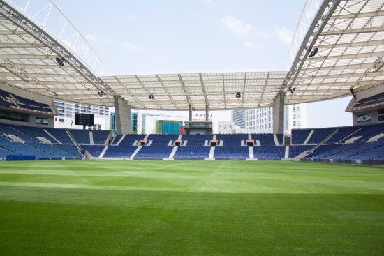 Estadio do Dragao: Stadion