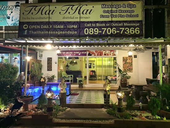 Thai Thai Massage & Spa, Amari Hua Hin