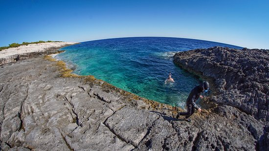 Island of Vis, Croazia: VIS, Bili Bok