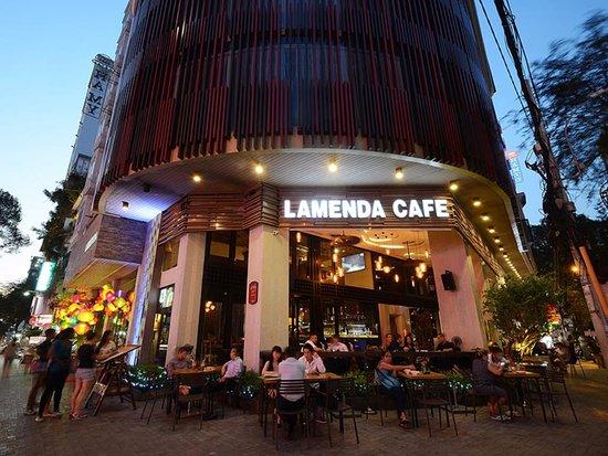 Lamenda Saigon Hotel HoChiMinhCity Vietnam