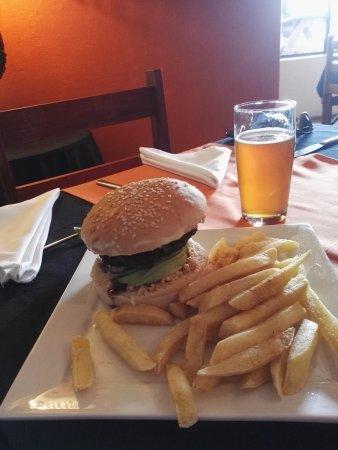 Haenertsburg, Sudafrica: Best Burger