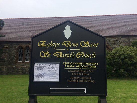 Nefyn, UK : St. David's Church