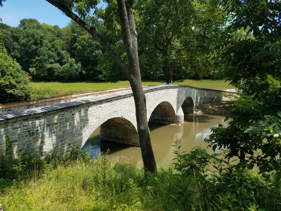 Sharpsburg, Μέριλαντ: Antietam National Battlefield