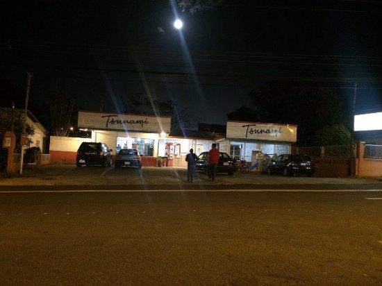 Tilarán, Costa Rica: Pizzeria Tsunami