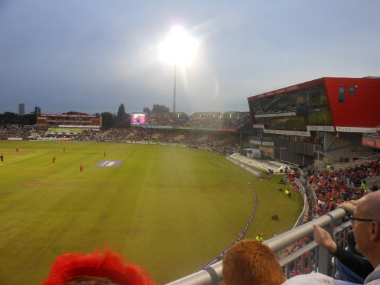 Stretford, UK: Old Trafford Cricket Ground