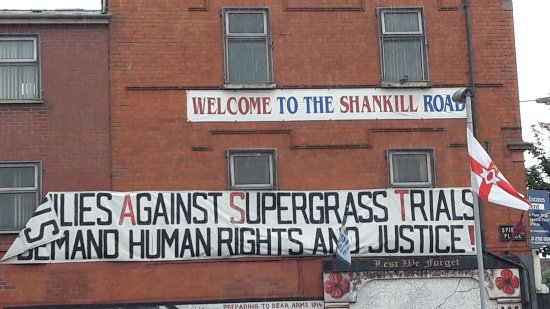 Shankill Road Belfast Northern Ireland Top Tips Before