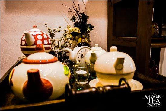 The Antwerp Tea Party