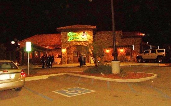 El Centro, CA: Buen sito para ir de noche
