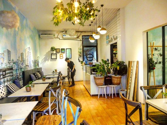 The Cafe Apartment On Saigon Walking Street Review Of Boo Coffee Ho Chi Minh City Vietnam Tripadvisor
