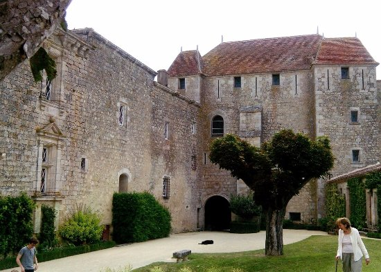 Chateau of Gramont