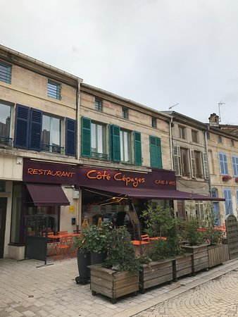 Bar-le-Duc, Frankrijk: お店の外観