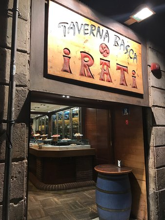 Irati Taverna Basca: Pinchos