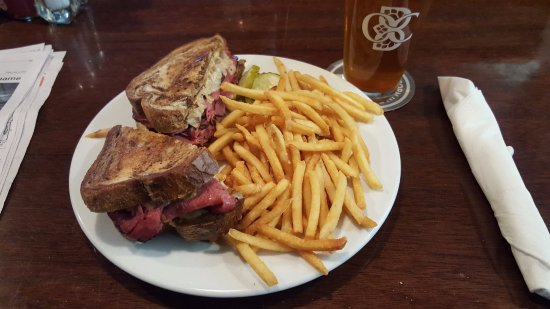 Norfolk, CT: Reuben