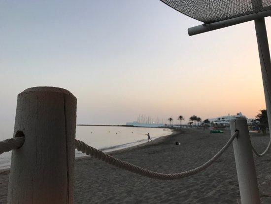 Cena in riva al mare!