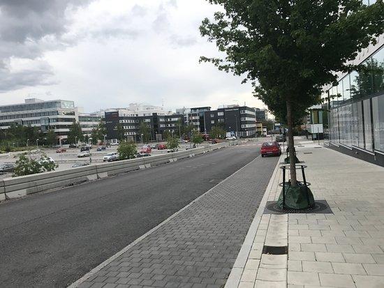 Kista, Sverige: Hotel1