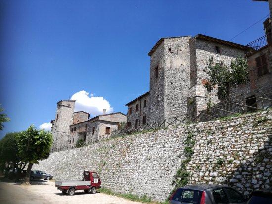 Monte Castello di Vibio, Ιταλία: Montecastello upon Arrival