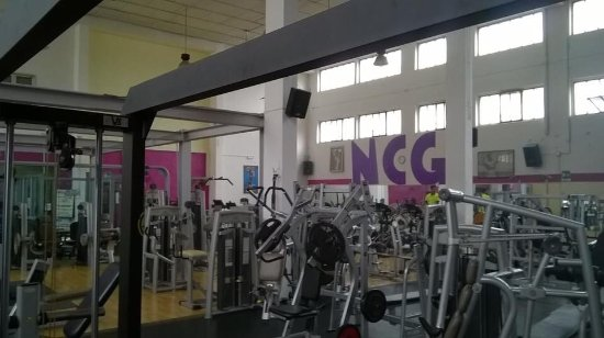 ‪NCG Fitness Center‬