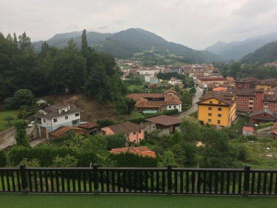 La Cepada Hotel: Estas son las vistas desde la habitación *****