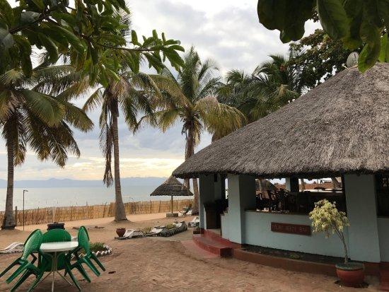 Mangochi, Malawi : from the restaurant