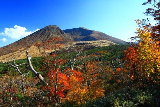 Ebino, Japan: 10月下旬のえびの高原はこんな感じです