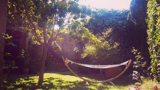 Assos Alarga, Bed and Breakfast : Der himmlische Garten