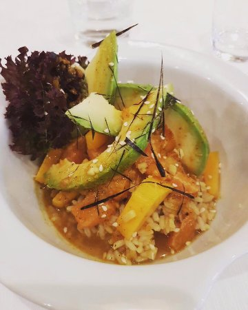 Poke Bowl Saumon Lachs Salmon Restaurant Tivoli Scheider Huningue Basel Dreiländereck Alsace Els