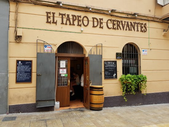 Tapeo de Cervantes: 20170714_135725_large.jpg