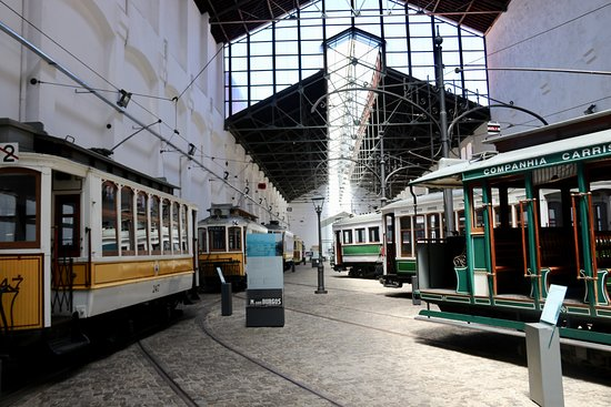 ‪Museu do Carro Electrico‬
