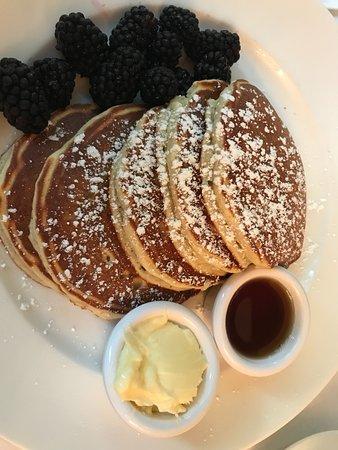 Lemon and Ricotta Pancakes