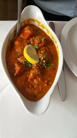 Llanymynech, UK: Another Curry