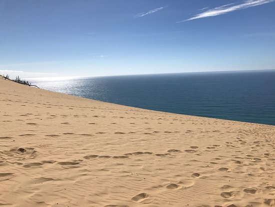 how to get to carlo sand blow
