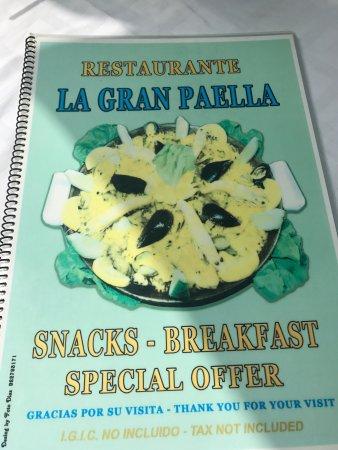 La Gran Paella Valenciana: La gran paella 🥘