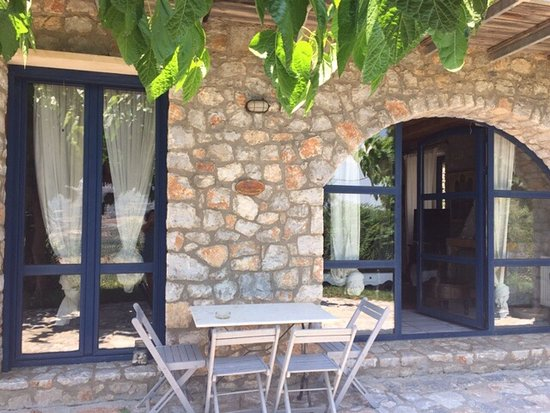 Aoritis Luxurious Traditional Villas: החוץ