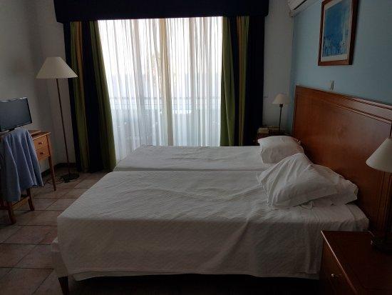 Hotel Cais da Oliveira: die Suite