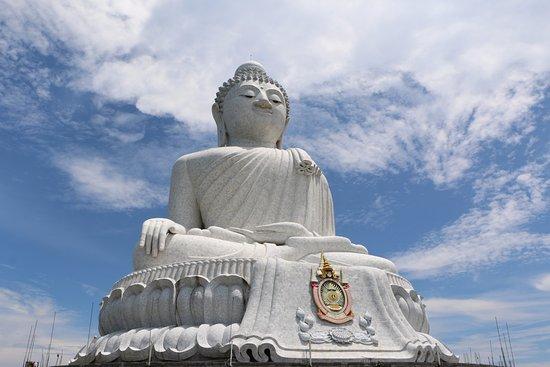 Chalong, Thailand: der Big Buddha