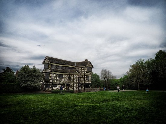 Congleton, UK: Little Moreton Hall , National Trust