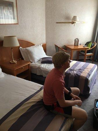 布達佩斯貝克麗笙布魯酒店照片