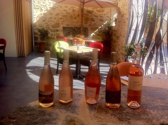 La Palme, France: Vin Rosé