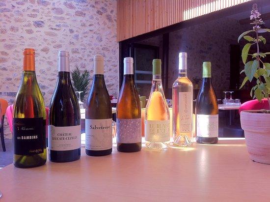 La Palme, France: Vin blanc