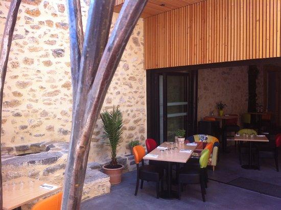 La Palme, Frankrijk: Patio