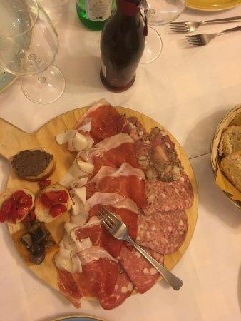 Signa, Włochy: super gerechten
