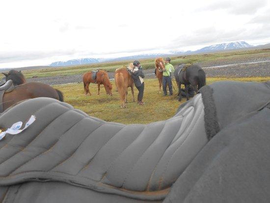 Fludir, Island: Pause im Märchenland