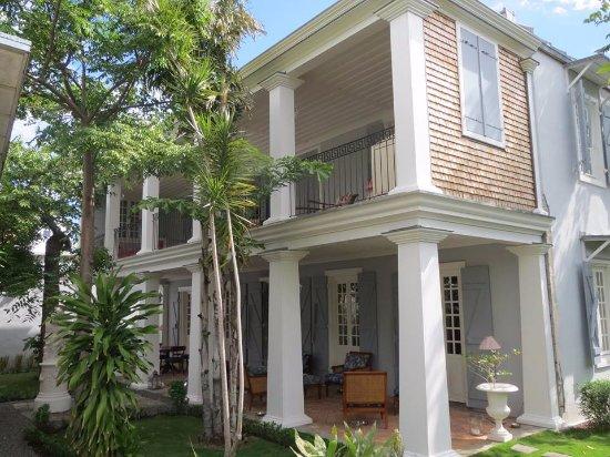 Saint-Paul, เกาะเรอูนียง: Le dos de la Villa