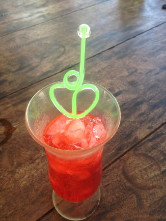 tasty greatbest. Upendo  Strawberry daiquiri not the greatest but tasty Picture of
