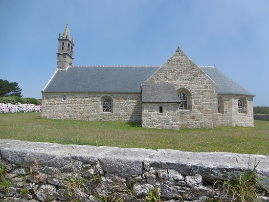 Plouguerneau, France: Die Kapelle Saint Michel