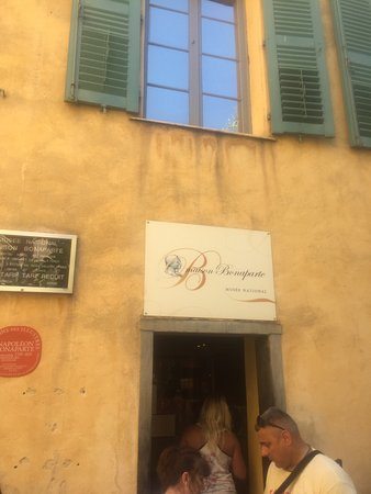 Maison bonaparte ajaccio france top tips before you go for Ajaccio location maison