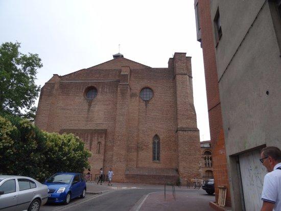 Eglise saint pierre des cuisines pr s du canal de brienne picture of canal de brienne le - St pierre des cuisines toulouse ...