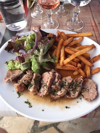 Apremont, Francia: Another great meal